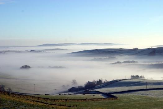 Cold Winter Morning by Ian Walker